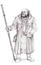 Marwyn the Mage by Nawia