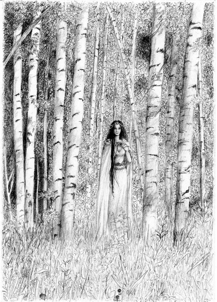 Arwen by Nawia