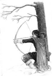 Theon Greyjoy by Nawia