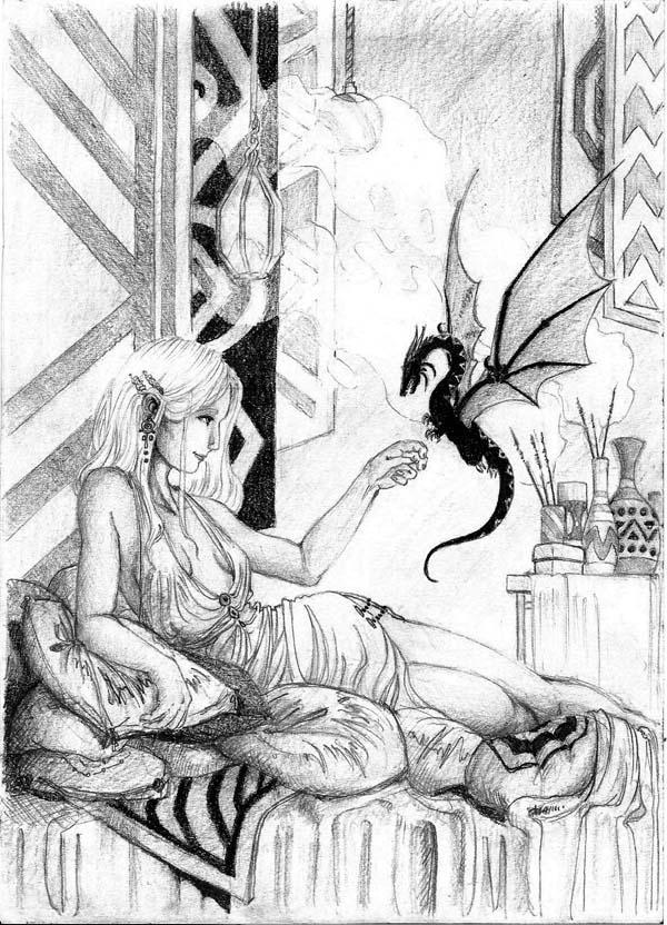 Daenerys by Nawia