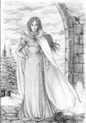 Catelyn Stark by Nawia