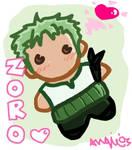 Zoro Plushie