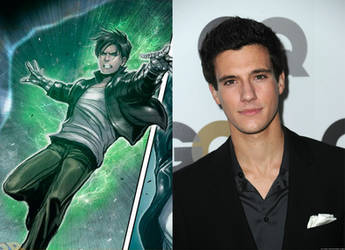 Jason Keller (Drew Roy) by HELL1ON