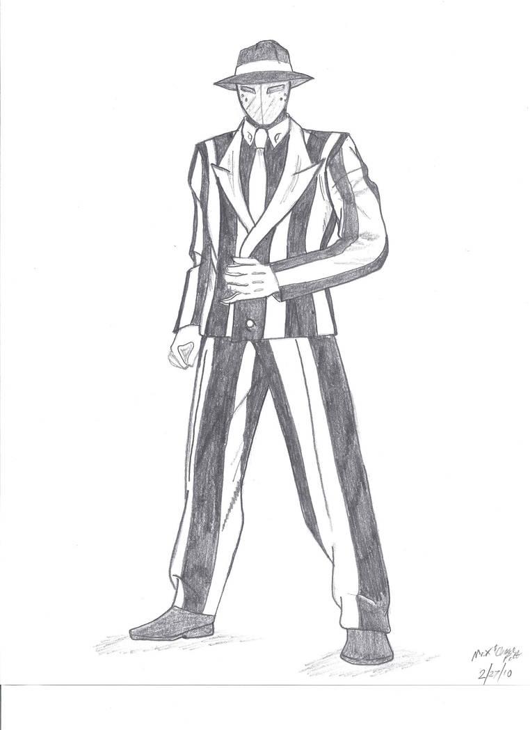 Mr. X - Redesign-