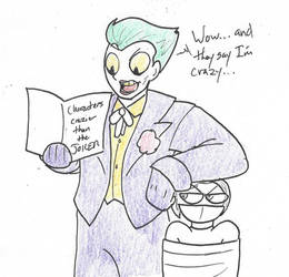 Top 10 characters that make Joker look sane