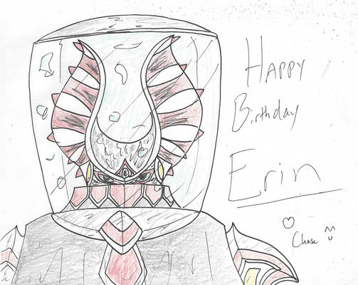 Happy Birthday Erin