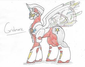 Electric Alicorn Gridmare