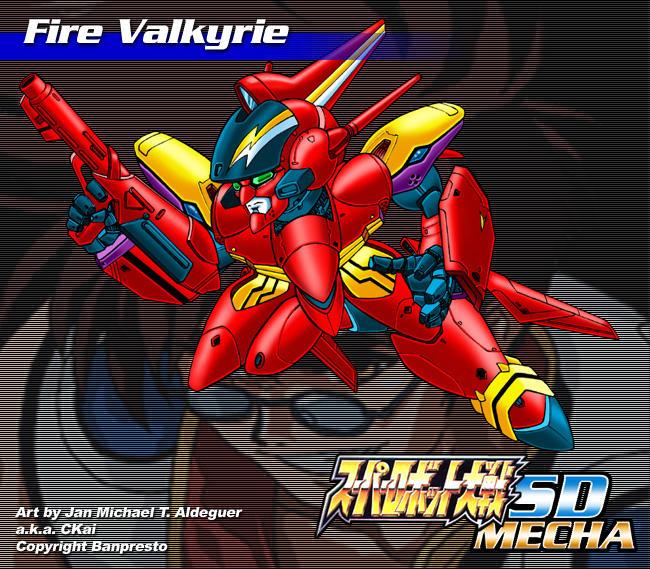 Fire Valkyrie