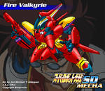SD Fire Valkyrie