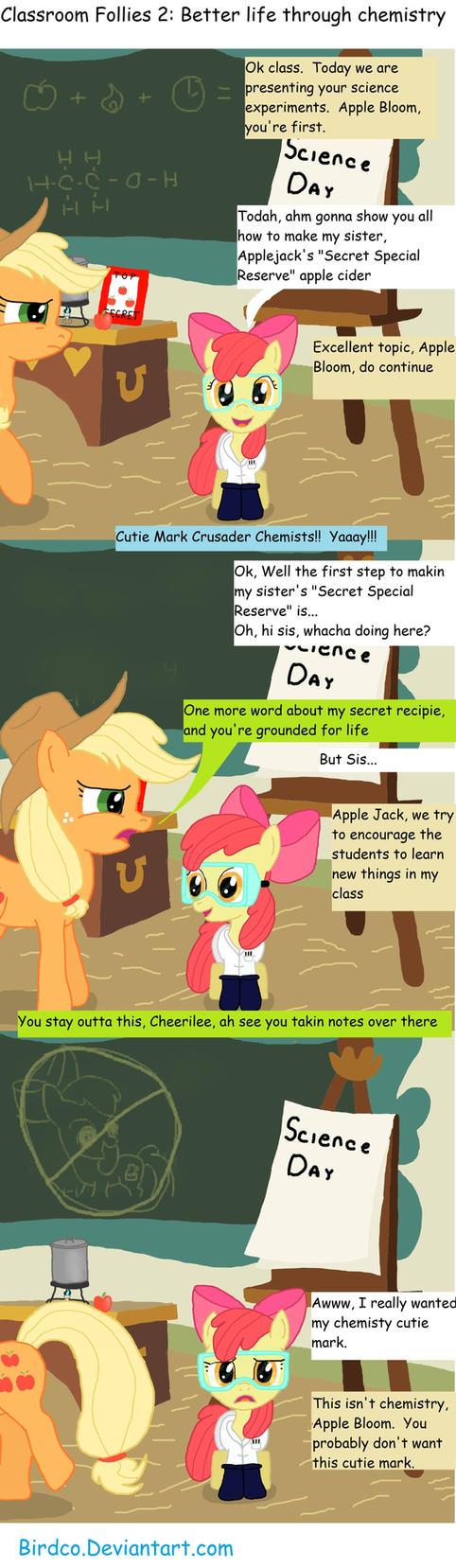 Classroom Follies 2 by Birdco