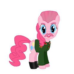 Stalin Pinkie Pie by Birdco
