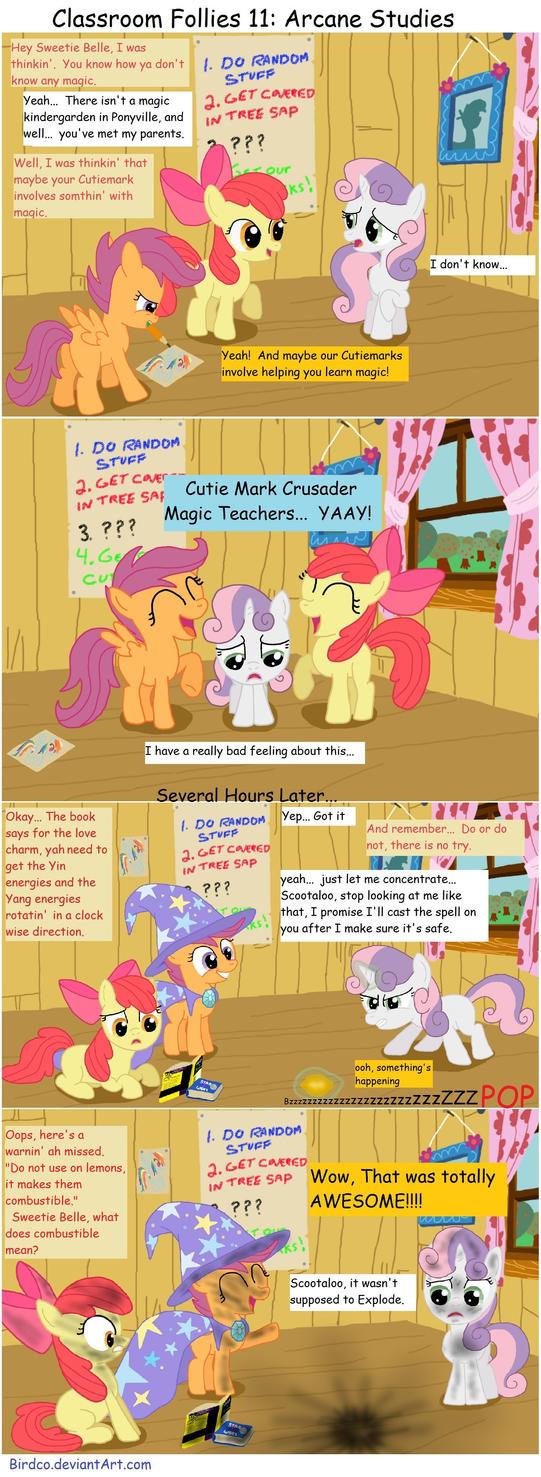 Classroom Follies 11 by Birdco