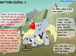 Mythbuckers 1