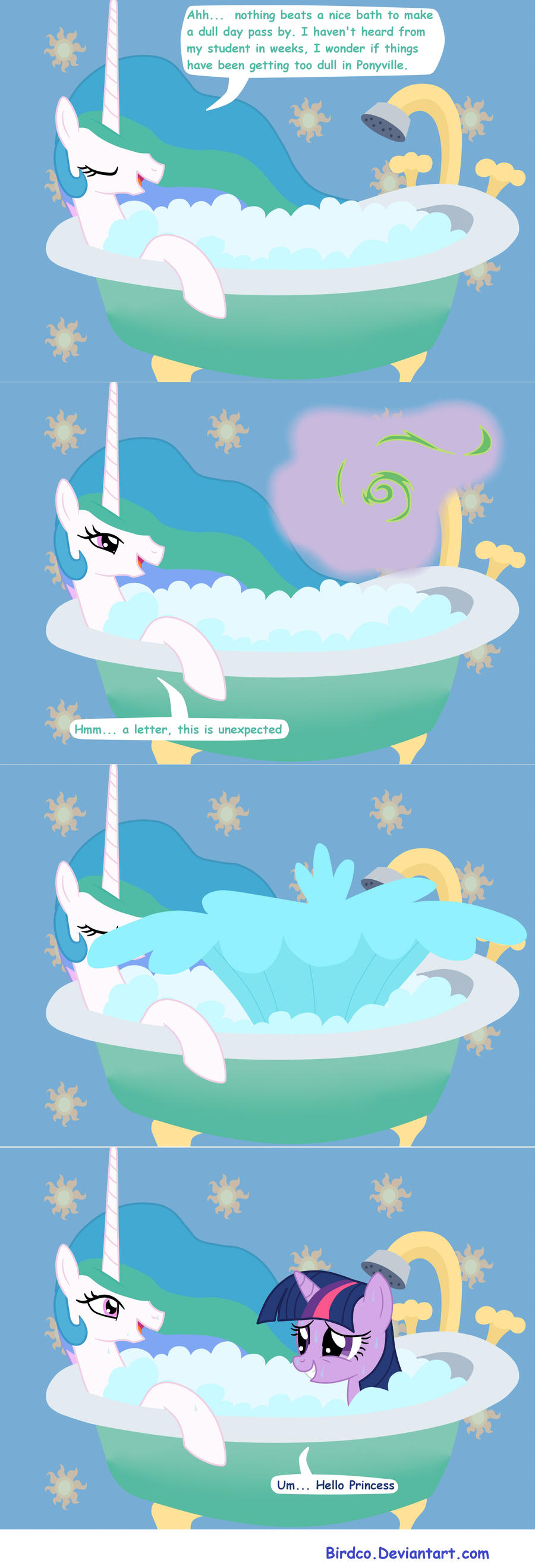 Tub Time 1 by Birdco
