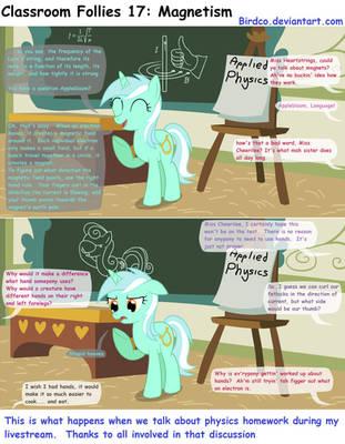Classroom Follies 17 by Birdco