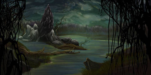 Swamp by Masamune-Forged