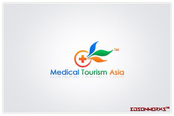 Medical Tourism Asia - logo by edsonworks
