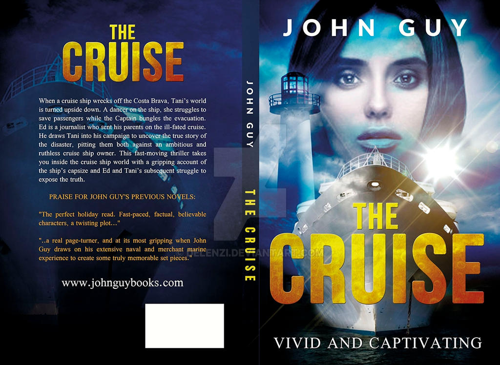 Book Cover The Cruise - Author: John Guy by delenzi