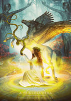 A Princesa Hera (The Princess Ivy) by delenzi