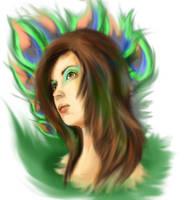 Peacox by LalaKachu