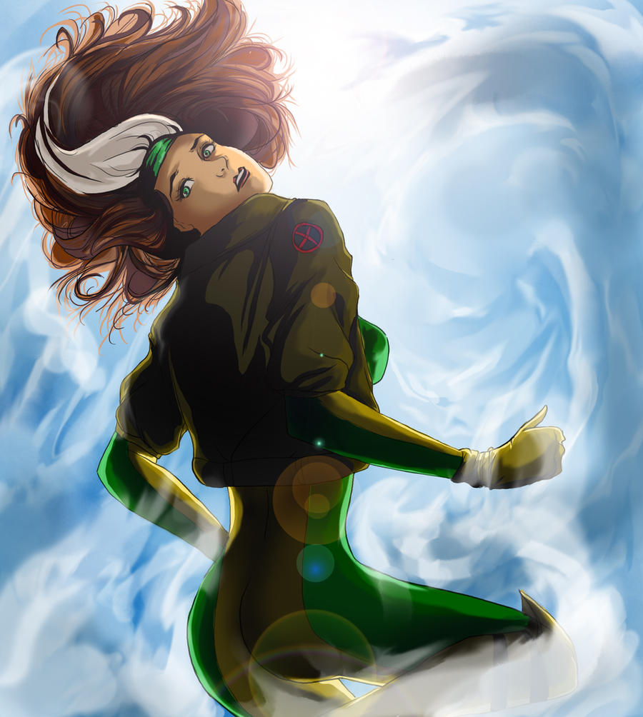 Rogue By Kachumi On DeviantART