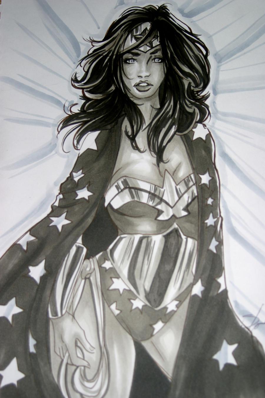 Wonder Woman by Kachumi
