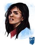 Martha Jones - Doctor Who by LalaKachu