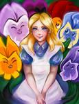 Disney Princess/Heroine - Alice