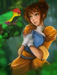Disney Princess/Heroine - Jane