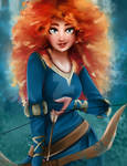 Disney Princess/Heroine - Merida