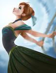 Disney Princess/Heroine - Anna
