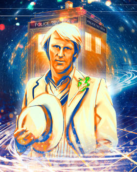 Doctor Who - Peter Davidson