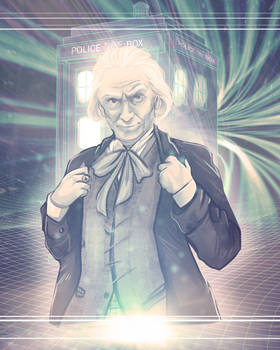 Doctor Who - William Hartnell