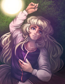 Disney Princess Heroine - Eilonwy