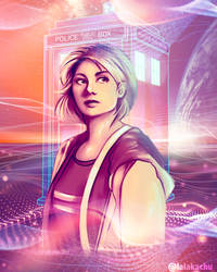 Doctor Who - Jodie Whittaker (Version 2) by LalaKachu