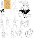 Sketchdump n' stuff