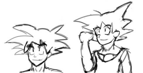 Goku x2