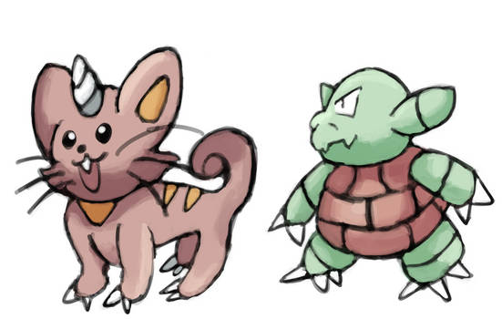 Monster Designs For Fun