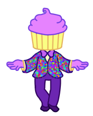 World's fanciest cupcake