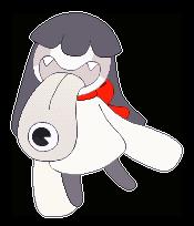 ghostie by hugsohugs