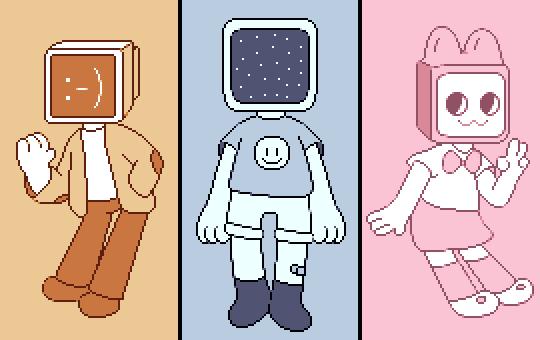 Computer Gang by hugsohugs