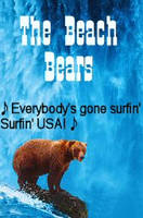 The Beach Bears by sonicblu