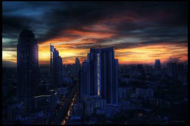 Sunrise 02 nov (DSC09621 a7R) by ookamedias