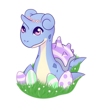 Charity Lapras by Miss-Vyris