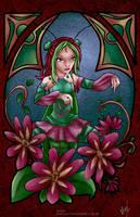 Concurso Art Nouveau by Alexiw