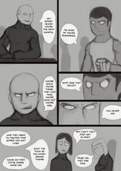 BWTMN fan comic! by ShikiCreations
