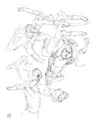 sketchbook 001 by SteveAhn