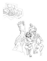 sketchbook 008 by SteveAhn