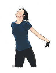 Figure Skating Champion - Yuna Kim by SteveAhn