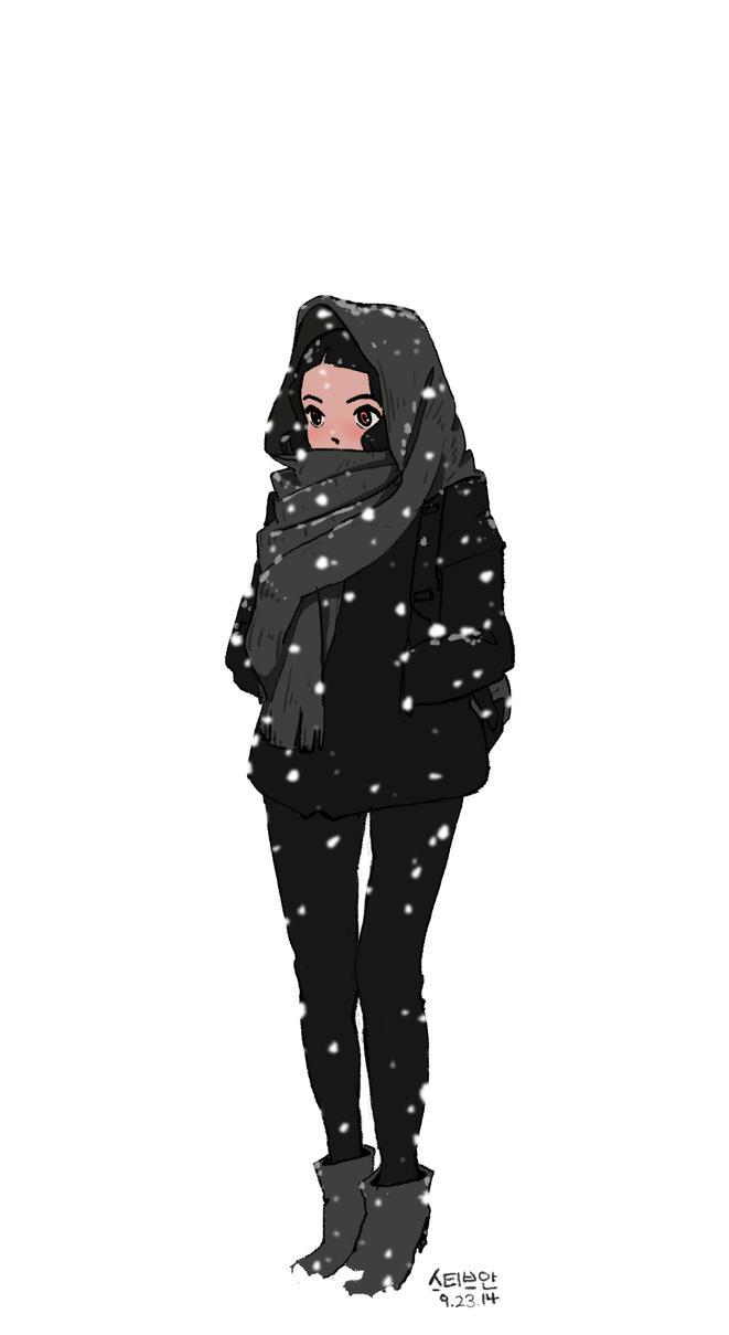 Snow White by SteveAhn